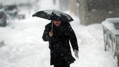 Alerta en NY por la peor tormenta invernal