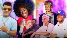 Te presentamos los increíbles looks del primer día de ensayos de Premios Juventud