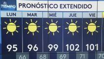 Pronóstico Arizona: temperaturas cálidas y condiciones soleadas para este inicio de semana