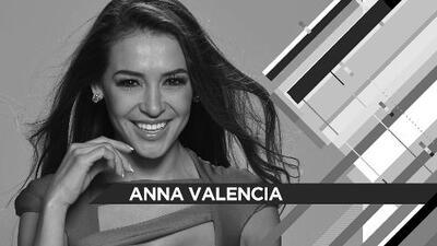Anna Valencia en Nuestra Belleza Latina 2016