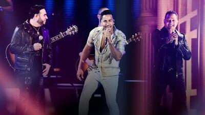 El mejor trío para una buena bachata: Romeo Santos, Frank Reyes y El chaval juntos en PJ