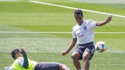 Apelando a un 'milagro', Gio dos Santos busca meterse a la Copa Oro
