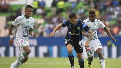 Cómo ver Querétaro vs. León en vivo, por la Liga MX 24 de Agosto 2019