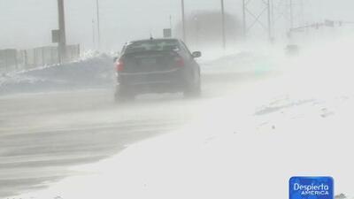 Nueva tormenta invernal paraliza actividades en EEUU