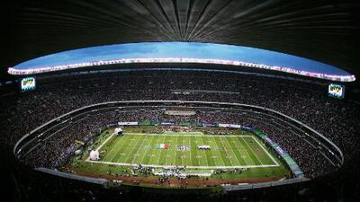 ¡Estadio Azteca, alístate! Estos son los equipos de la NFL que jugarían en México en 2019