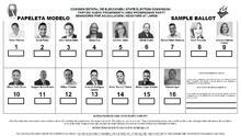 Estos son los 16 candidatos para los dos puestos vacantes en el Senado