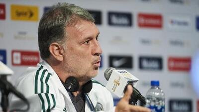 Gerardo Martino cree que la Selección Mexicana mejoraría si compitiera en la Copa América