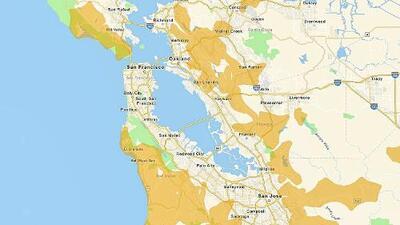 Mapa de apagones en California: descubre si tu casa se verá afectada por los cortes de energía