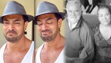 Actor de Sin Miedo A La Verdad vive drama al luchar para que el cuerpo de su padre no fuera cremado