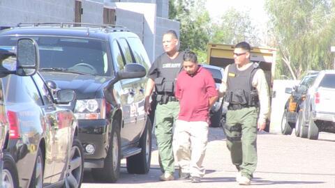Agentes de ICE arrestan a tres inmigrantes indocumentados en Flagstaff