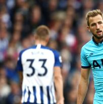 El Tottenham, en caída libre