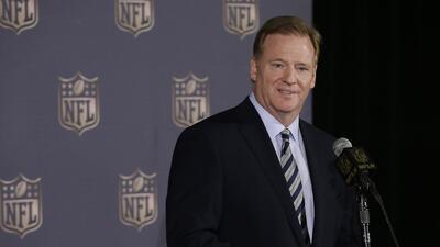 Roger Goodell: No hay línea de tiempo para decisión sobre castigo a Tom Brady