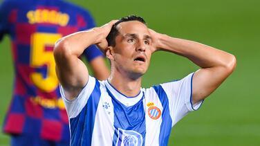 """Espanyol se disculpa con su afición por descender: """"Perdón, de todo corazón"""""""