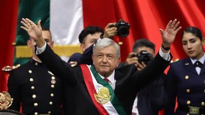 Andrés Manuel López Obrador es invitado a la pelea de Canelo vs. 'Rocky' Fielding