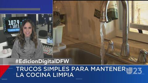 #LoreTip: trucos simples para mantener la cocina limpia