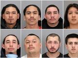Arrestan a pandilleros que acechaban y robaban herramientas a jardineros en San José