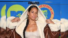 Así llega Alicia Keys a sus 40