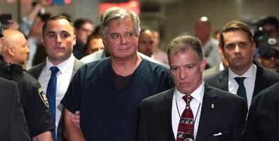 Paul Manafort, exjefe de campaña de Trump, cumplirá su condena de prisión en casa por temor al coronavirus