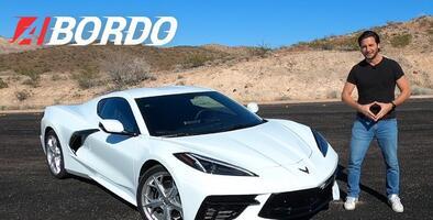 Prueba: Chevrolet Corvette 2020 – Más original que nunca