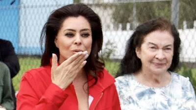 Yadhira Carrillo ha recibido ofertas de trabajo en la televisión tras 12 años de ausencia
