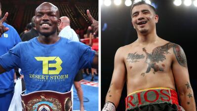 Oficial: Timothy Bradley y Brandon Ríos anunciarán pelea