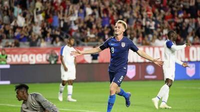 En fotos: Estados Unidos vence 3-0 a Panamá en el debut de Berhalter como entrenador