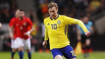 Confirmado: Suecia dio lista para Rusia 2018 sin Zlatan