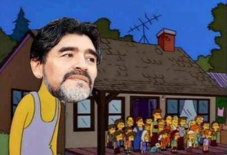 Memelogía: Diego Maradona tendría ocho hijos y las reacciones en redes sociales no dieron espera