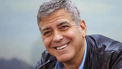 "George Clooney te quiere llevar a ""Tomorrowland"""