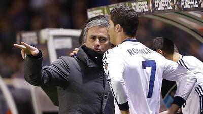 ¿Se vuelven a unir? CR7 habría  propuesto a Mourinho para entrenar a la Juventus