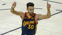 Histórico: Stephen Curry es el nuevo líder encestador de los Warriors