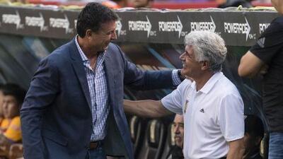 ¿La experiencia de los entrenadores fue determinante en el resultado del Tigres -  Santos?