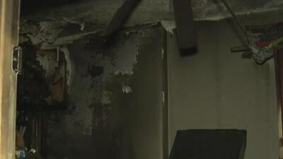 Familia de Hialeah queda damnificada luego de que un incendio consumiera su vivienda