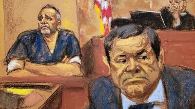 A 'El Chapo' lo torturaron y lo colgaron de los pies, según la nueva declaración escandalosa del testigo Alex Cifuentes