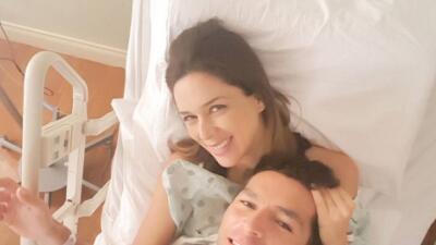 Jacky Bracamontes dedica emotivo video a su bebé antes del parto