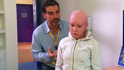 El amor fue su fuerza para vencer el cáncer que la atacó