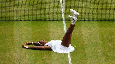 Serena Williams es tan exitosa como feminista que como tenista
