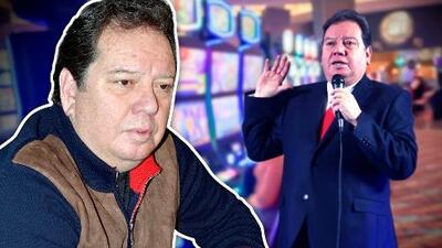 'Coque' Muñiz admite que tiene problemas con su esposa y que es adicto al juego y al alcohol