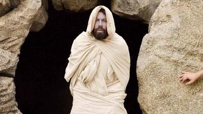 Jesús resucitó a Lázaro