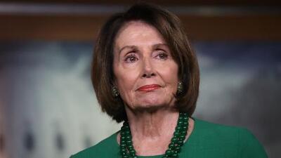 Pelosi dice que el Congreso no someterá a votación la investigación del 'impeachment' como exige Trump