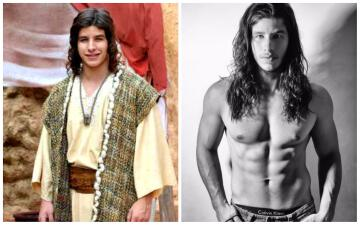 Ricky Tavares es el guapo 'José de Egipto' adolescente, conócelo
