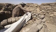 """""""Nadie creía que podía existir"""": encuentran una antigua ciudad 'perdida' en Egipto"""