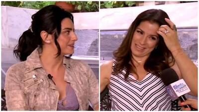 Se le quiebra la voz a Alessandra al decir que Aislinn fue pieza clave en su relación con Eugenio