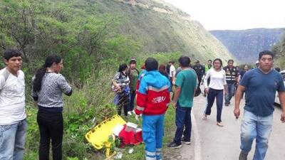 Equipo peruano de futbol sub 14 sufrió accidente vial que dejó 7 muertos