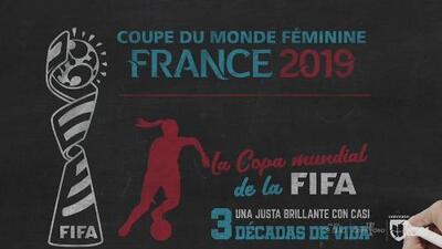 Copa Mundial Femenina de Fútbol: historia ilustrada de un torneo que es protagonista por su gran nivel