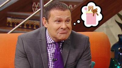 Alan quiere que le lluevan regalos a Baby Michelle