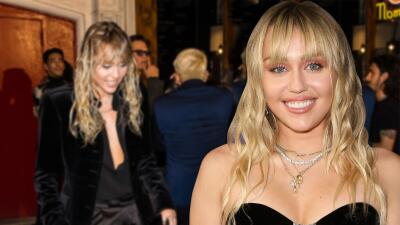 En dos meses Miley Cyrus se separó de su esposo, fue cariñosa con una amiga y ahora la ven besando a un amigo