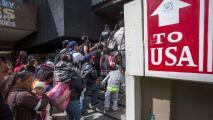 Controversia por decisión del gobierno de Biden de reducir cuota de admisión de refugiados prometida en febrero