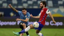En Chile quedaron satisfechos con el empate contra Uruguay