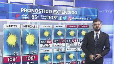 Arizona inicia la semana con un aviso por calor excesivo